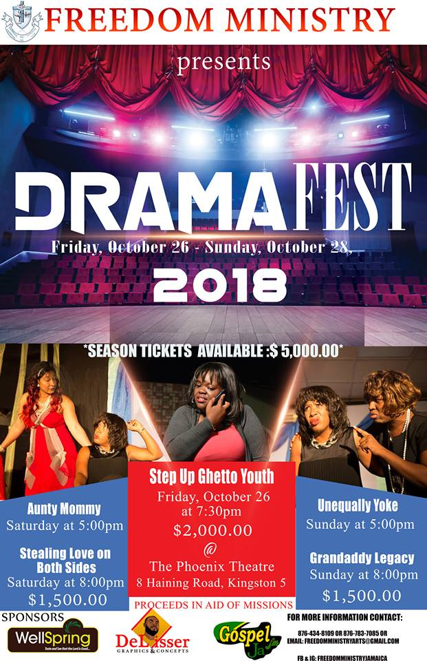Drama Production 2018 10 OCT 27